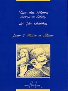 DELIBES L. DUOS DES FLEURS FLUTES