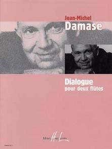 DAMASE J.M. DIALOGUE FLUTES