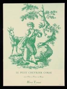 TOMASI H. PETIT CHEVRIER CORSE FLUTE