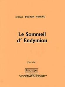 BOURDIN-VISBECQ I. LE SOMMEIL D'ENDYMION ALTO SOLO