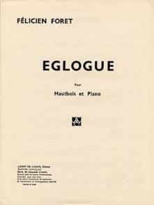 FORET F. EGLOGUE HAUTBOIS
