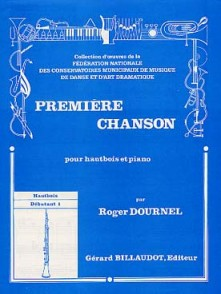 DOURNEL R. PREMIERE CHANSON HAUTBOIS