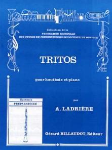LADRIERE A. TRITOS HAUTBOIS