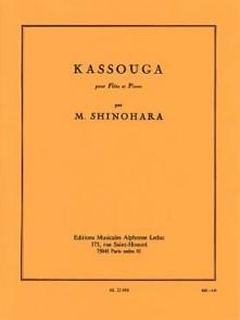 SHINOHARA M. KASSOUGA FLUTE