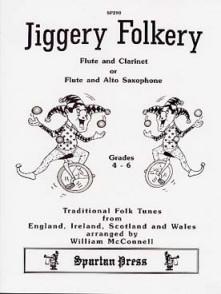 JIGGERY FOLKERY FLEXIBLE FOLK DUETS