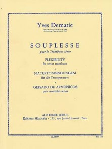DEMARLE Y. SOUPLESSE TROMBONE