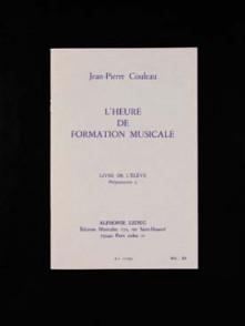COULEAU J.P. HEURE DE FORMATION MUSICALE P2 ELEVE