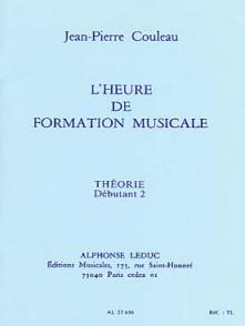 COULEAU J.P. HEURE DE FORMATION MUSICALE D2 THEORIE