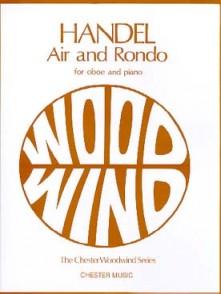 HAENDEL G.F. AIR AND RONDO HAUTBOIS