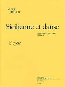 MERIOT M. SICILIENNE ET DANSE SAXO ALTO