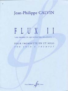CALVIN J.P. FLUX II TROMPETTE SOLO