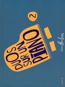 SALADIN DE NUGLAR M.J./SURANYI B. DUOS SUR UN PIANO VOL 2 PIANO 4 MAINS