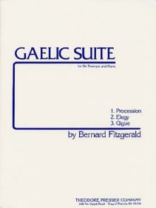 FITZGERALD B. GAELIC SUITE TROMPETTE