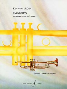 JAGER K.H. CONCERTINO TROMPETTE
