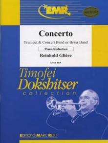 GLIERE R. CONCERTO TROMPETTE