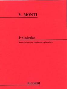 MONTI V. CZARDAS CLARINETTE