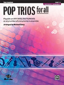 STORY M. POP TRIOS FOR ALL SAXOPHONES