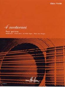 VERITE A. NOCTURNES GUITARE