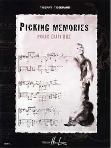 TISSERAND T. PICKING MEMORIES GUITARE