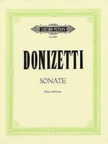 DONIZETTI G. SONATE HAUTBOIS