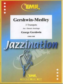 GERSHWIN G. GERSHWIN-MEDLEY TROMPETTES