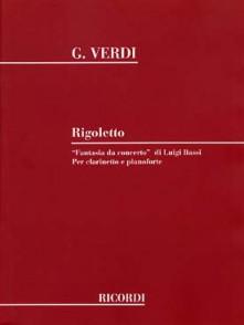 VERDI G. RIGOLETTO: FANTAISIE CLARINETTE