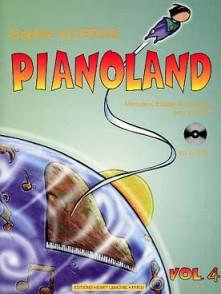 ALLERME S. PIANOLAND VOL 4 PIANO