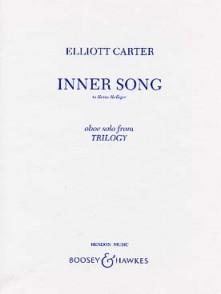 CARTER E. INNER SONG HAUTBOIS SOLO