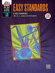 JAZZ EASY PLAY-ALONG: EASY STANDARDS VOL 2