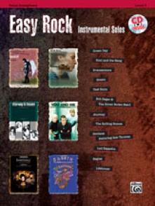 EASY ROCK INSTRUMENTAL SOLOS SAXO ALTO