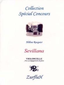 RASQUIER H. SEVILLANA VIOLONCELLE