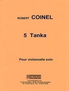 COINEL R. 5 TANKA VIOLONCELLE