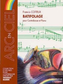 COITEUX F. BATIFOLAGE CONTREBASSE