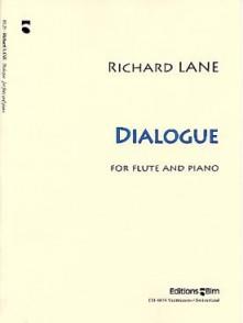 LANE R. DIALOGUE FLUTE