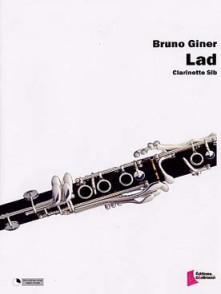GINER B. LAD CLARINETTE SOLO