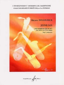 DELGIUDICE M. JEUNE SAX SAXO ALTO