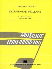 MARISCHAL L. MOUVEMENT BRILLANT BASSON