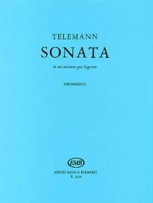 TELEMANN G.P. SONATE MI MINEUR BASSON