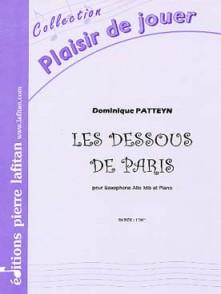 PATTEYN D. LES DESSOUS DE PARIS SAXO MIB
