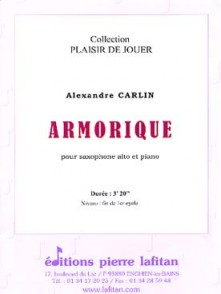 CARLIN A. ARMORIQUE SAXO ALTO