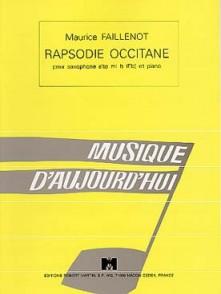 FAILLENOT M. RAPSODIE OCCITANE SAXO MIB