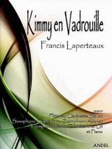 LAPERTEAUX F. KIMMY EN VADROUILLE SAXO SIB