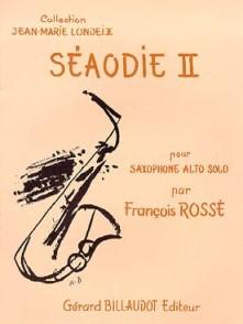 ROSSE F. SEAODIE II SAXO SOLO