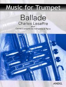 LESAFFRE C. BALLADE TROMPETTE