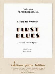CARLIN A. FIRST BLUES COR