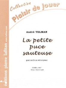 TELMAN A. LA PETITE PUCE SAUTEUSE COR