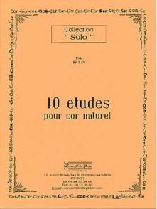 HULIN E. ETUDES COR