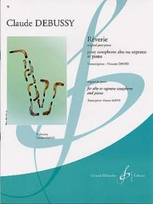 DEBUSSY C. REVERIE SAXO ALTO