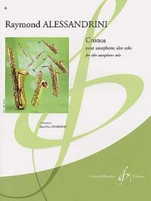 ALESSANDRINI R. CRONOS SAXO MIB SOLO