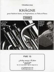 JOUS C. KHAGNE TUBA BASSE